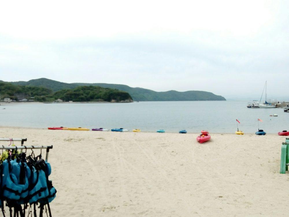 イメージと違う?小豆島でシーカヤック体験をしてみた。