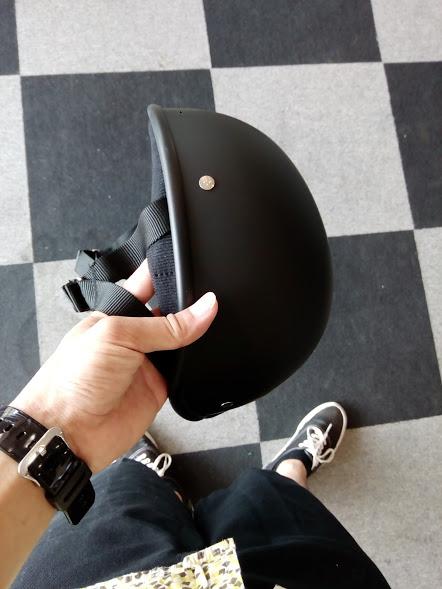 ズーマー 原付 半ヘルメット