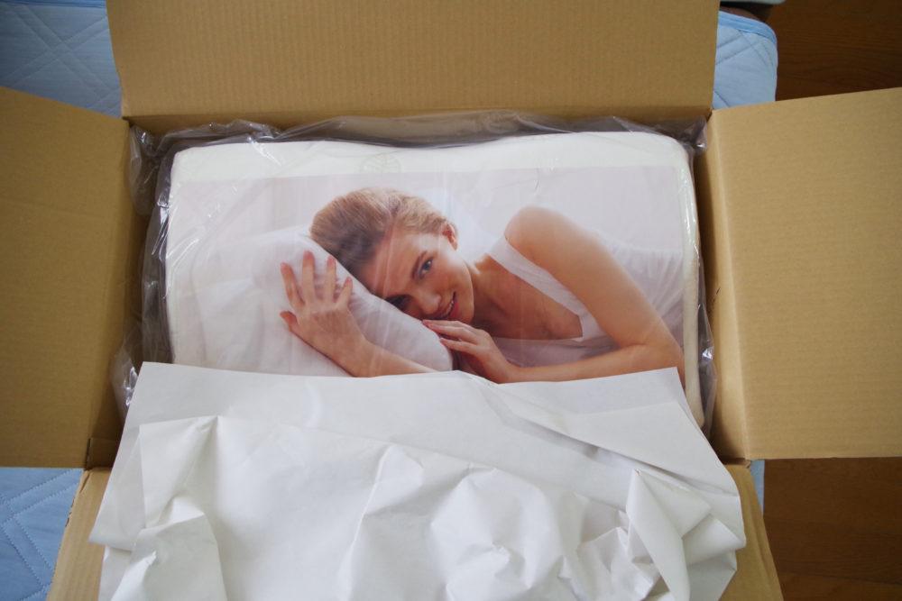 箱の中に美女