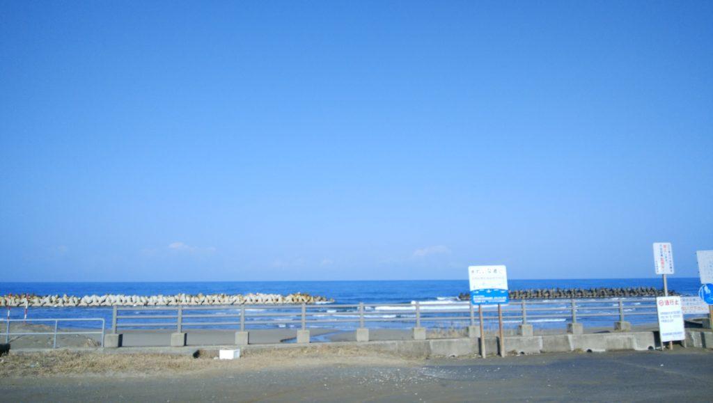 能美市の海