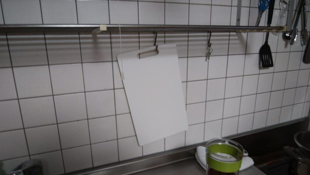 キッチン 棚 断捨離