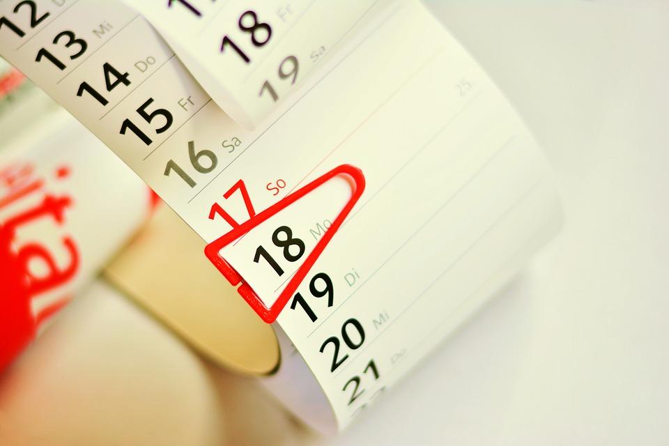 カレンダー 日付 計画 リストへの保存します メモ 番号 ストリップカレンダー 紙 ビジネス