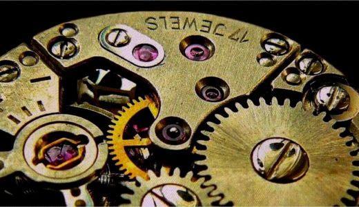 上手くいく仕組み 歯車 時計