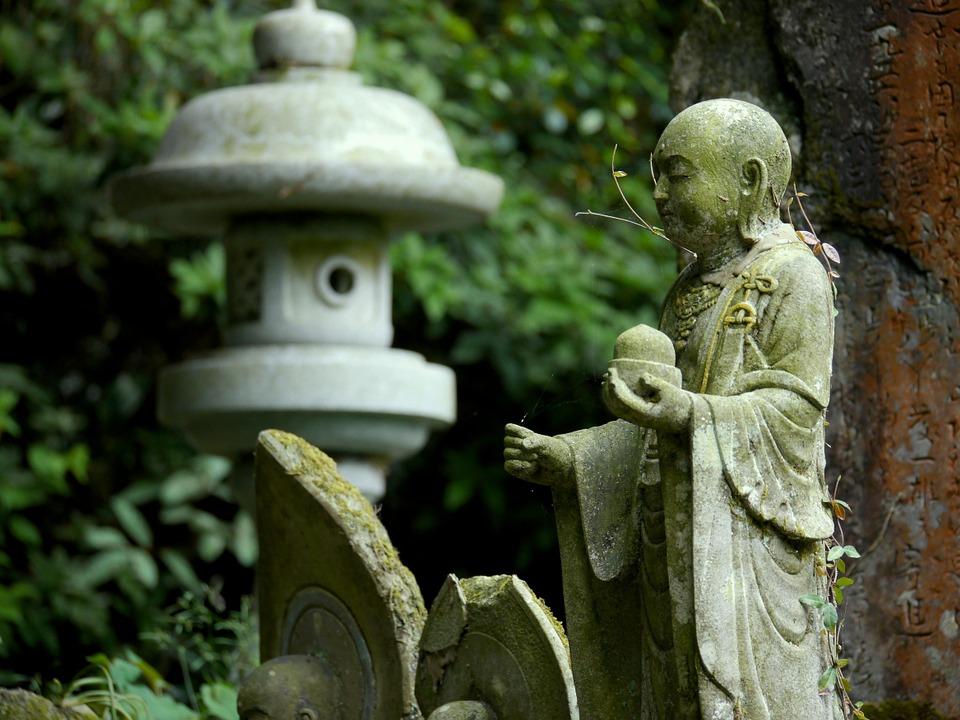 説法 地蔵 お寺