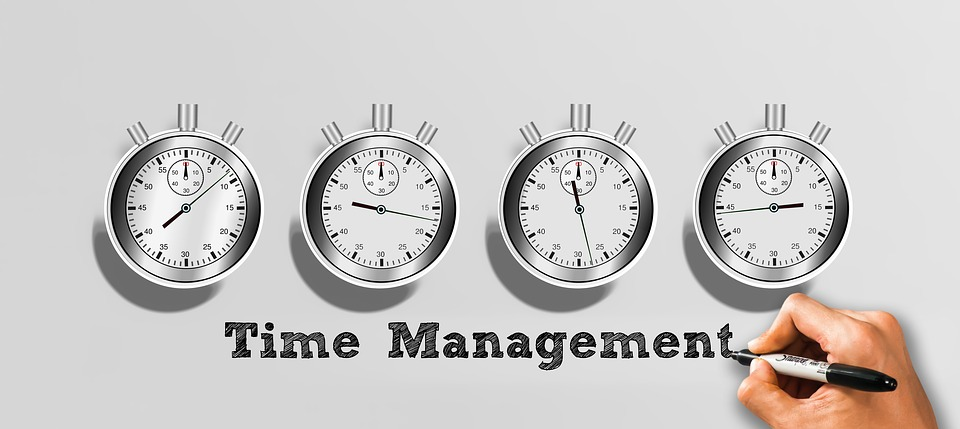 時計 時間の管理
