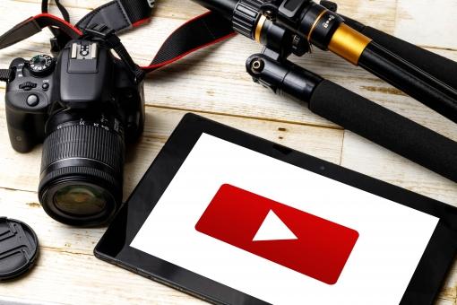 YouTuberの撮影機材
