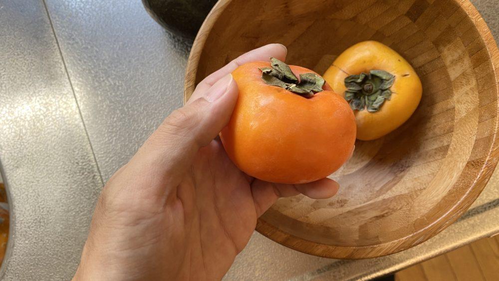 20201014の柿
