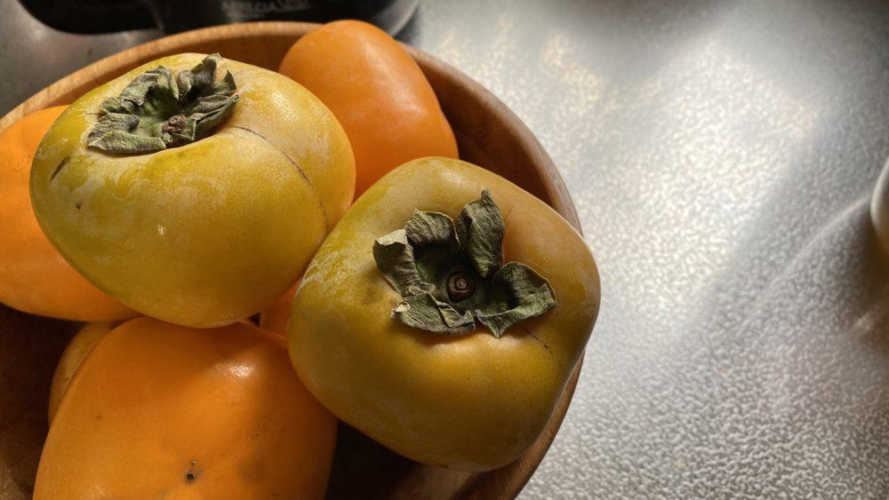20201009の柿