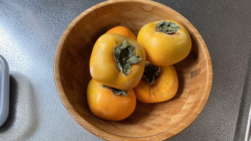 20201011の柿