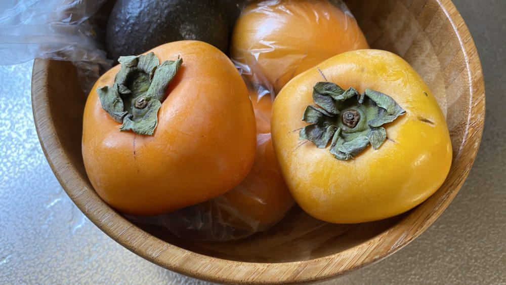 20201013の柿
