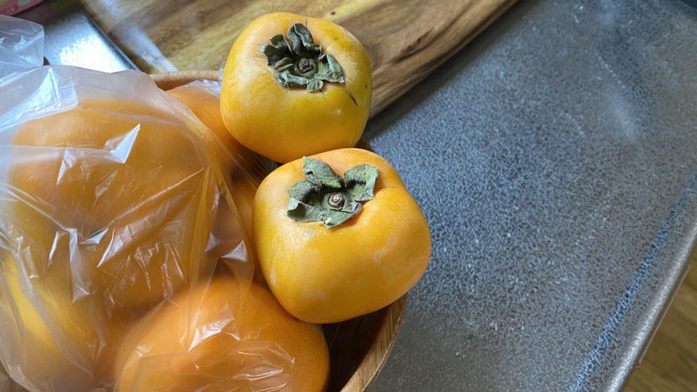 20201012の柿