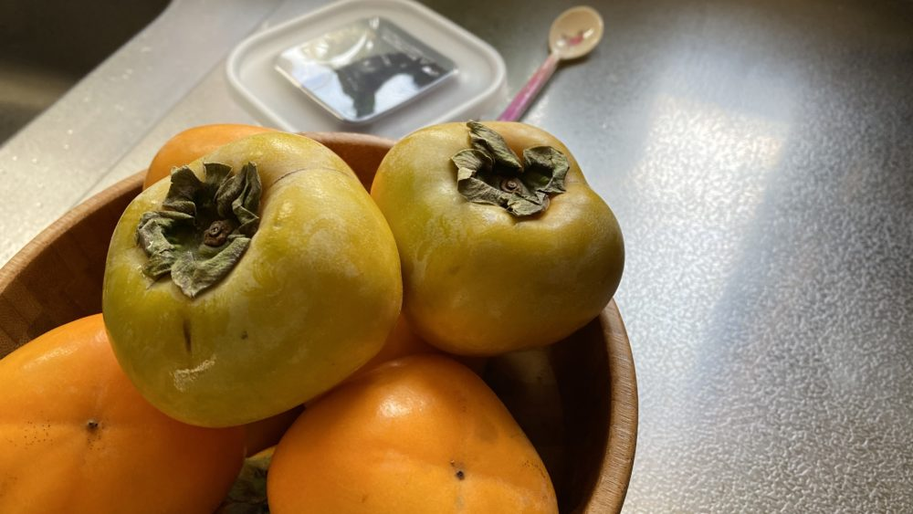 20201007の柿