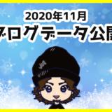 2020年11月ブログデータ公開サムネ