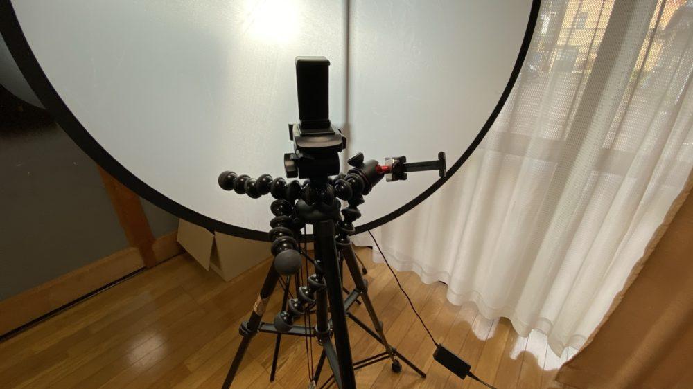 ユーチューバーライト撮影セット4