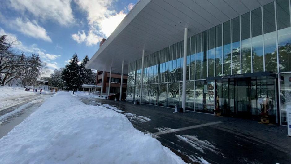 TOEIC 石川県 冬