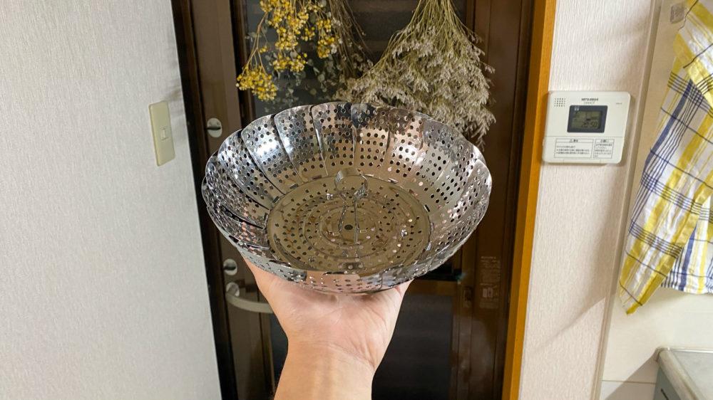 貝印の蒸し器 (2)