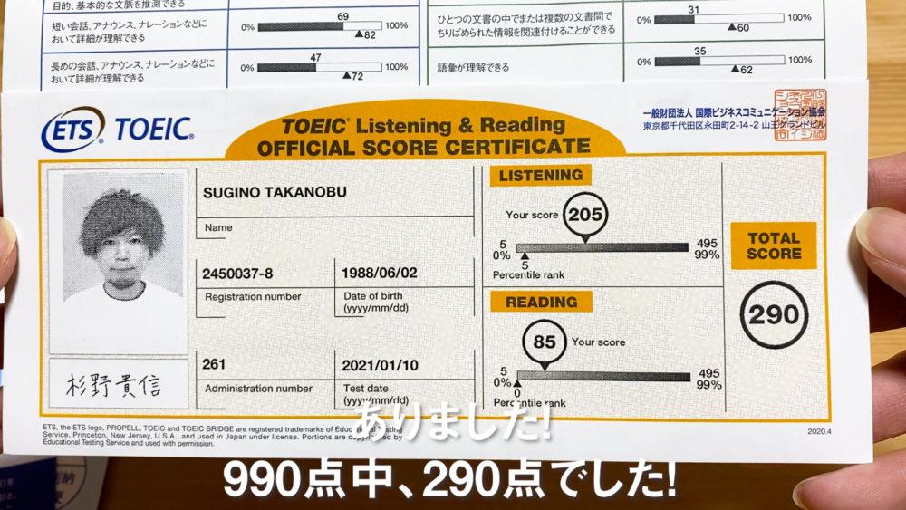 中卒TOEIC受験の様子 (18)