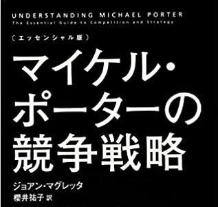 【書評・要約】マイケル・ポーターの競争戦略、から学んだこと