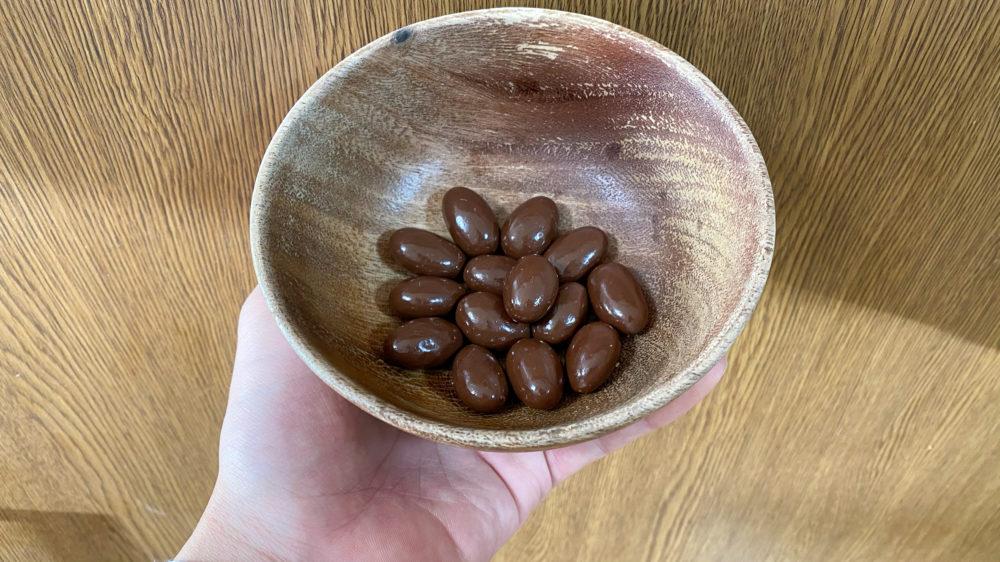 アーモンドチョコレート (3)