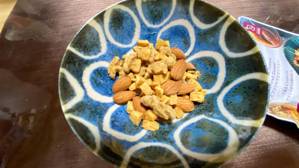 くるみとナッツのキャラメリゼ (2)