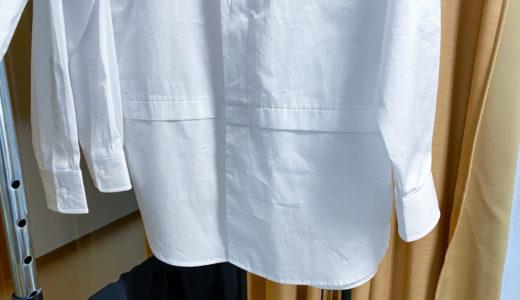 ジルサンダーとユニクロのシャツ6