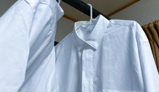 ジルサンダーとユニクロのシャツ5