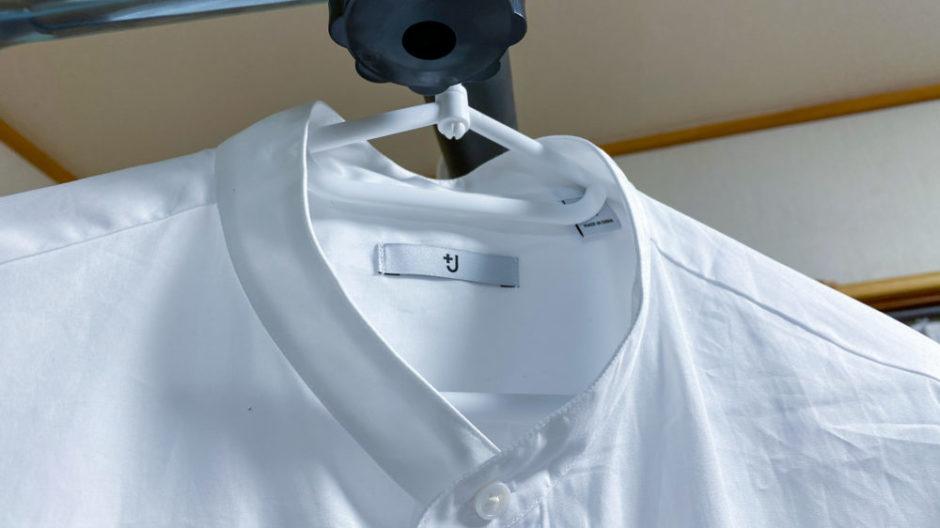 ジルサンダーとユニクロのシャツ4