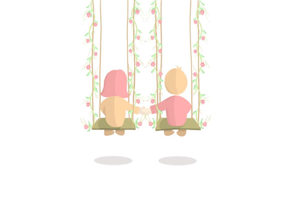 男の子 女の子 恋愛 イラスト